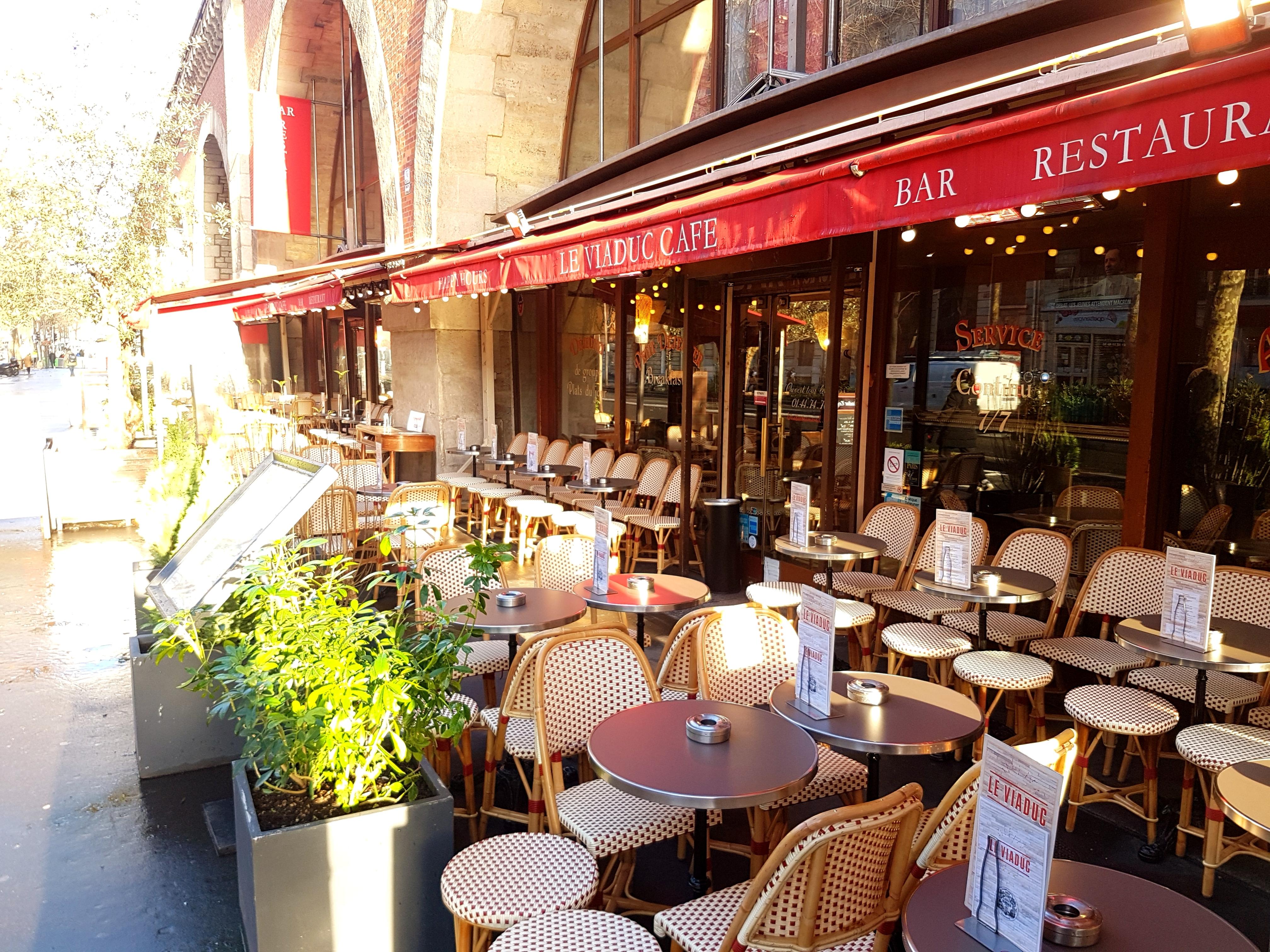 Le Viaduc Site Officiel Bar Brasserie A Paris 12eme